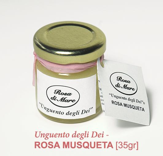 ROSA MUSQUETA - Unguento degli Dei